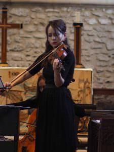 Natalia Violin