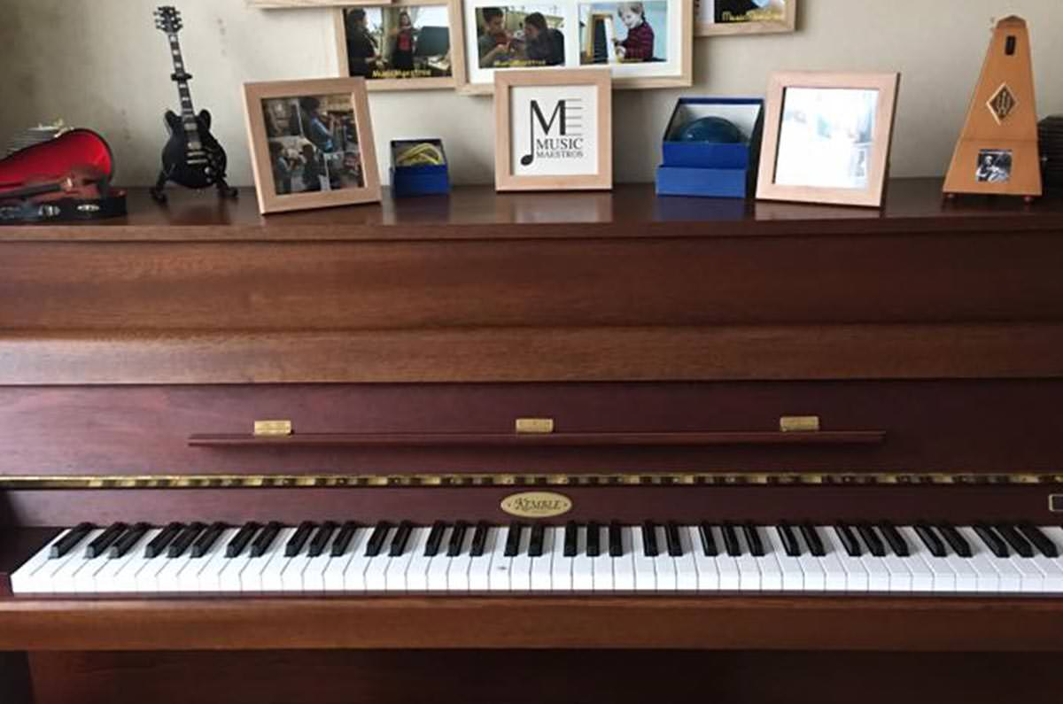 Piano Lessons Southampton Hampshire