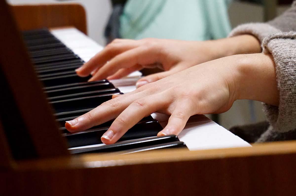 Piano Lessons Southampton