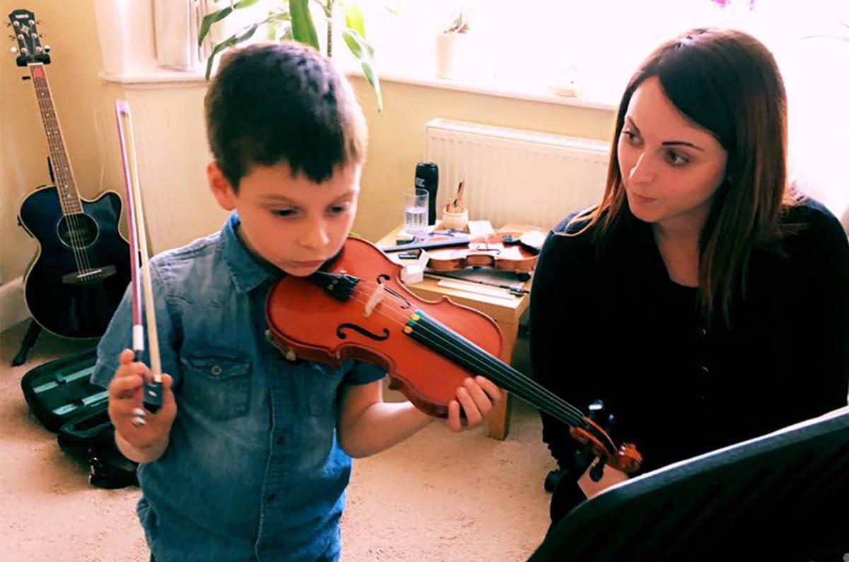 Violin Tuition Southampton