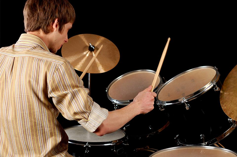 Drum Lessons Hampshire