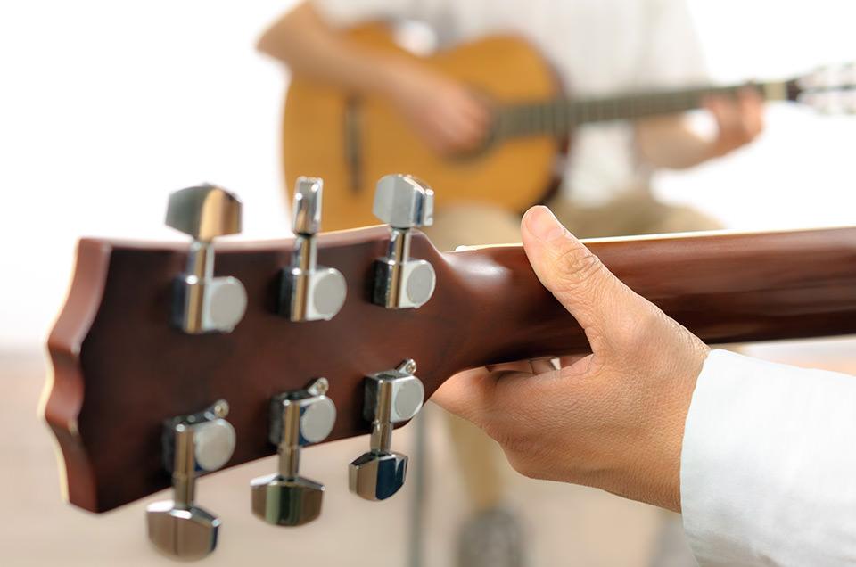 Guitar Tuition Southampton