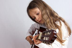 Guitar Tuition for Children