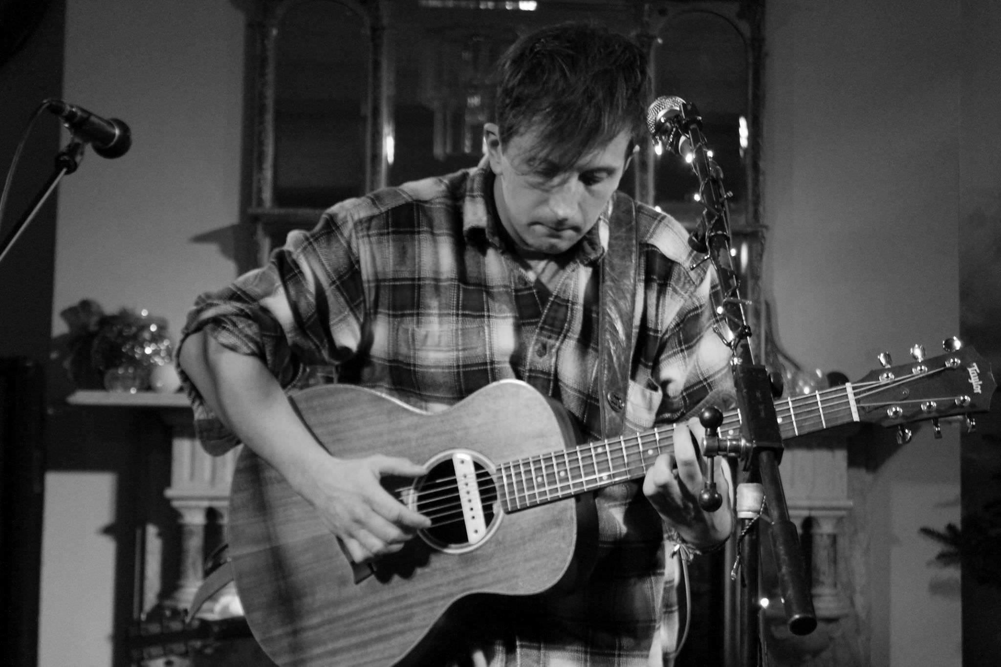 Toby Janes Guitar Teacher