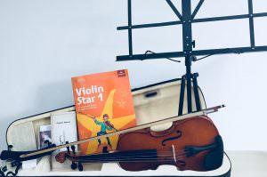 Violin Beginner Kit