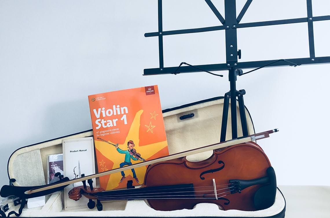Violin Beginner Kit