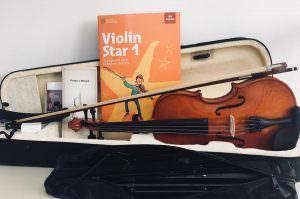 Violin for Beginners Southampton