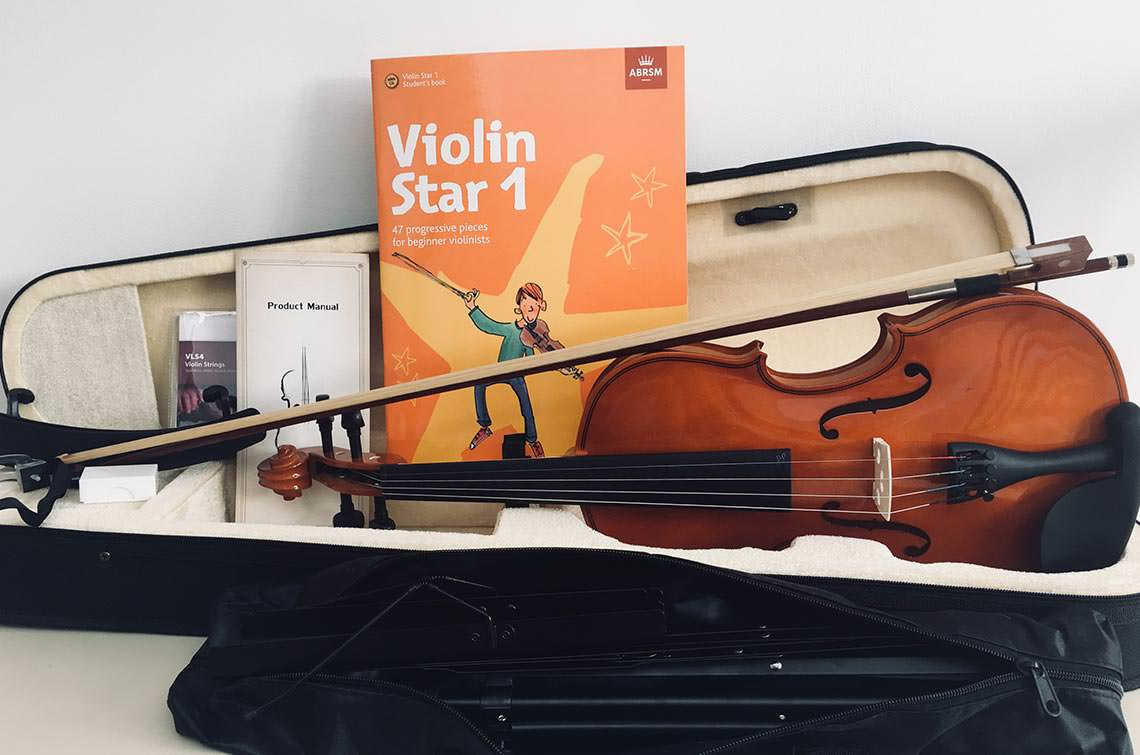 Violin for Beginners Southampton
