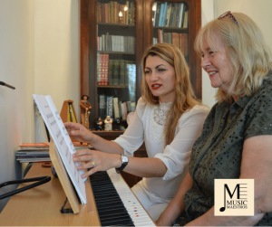 Adult Piano Lessons Southampton
