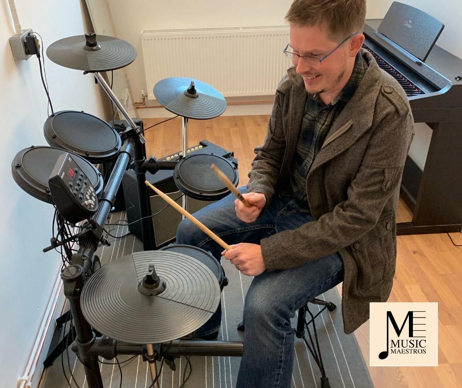 Adult Drum Lessons Southampton