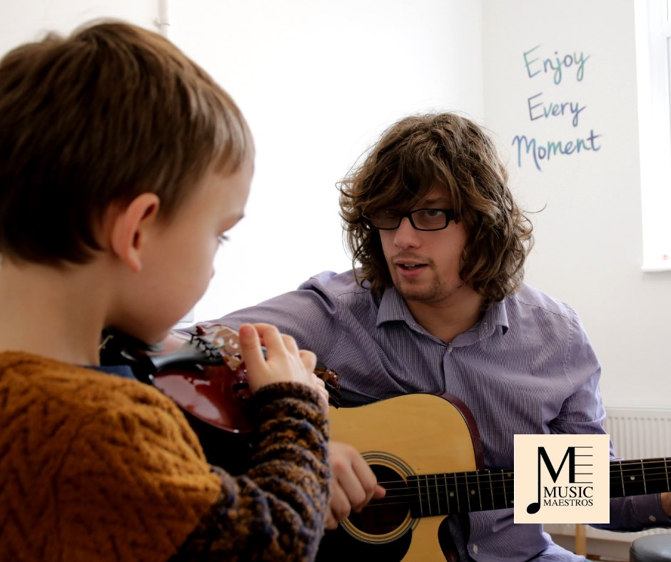 Guitar Teachers Southampton