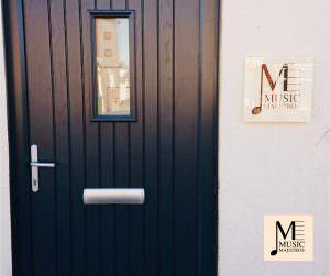 Music Maestros Entrance