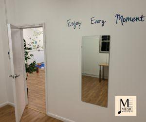Music Maestros Practice Rooms