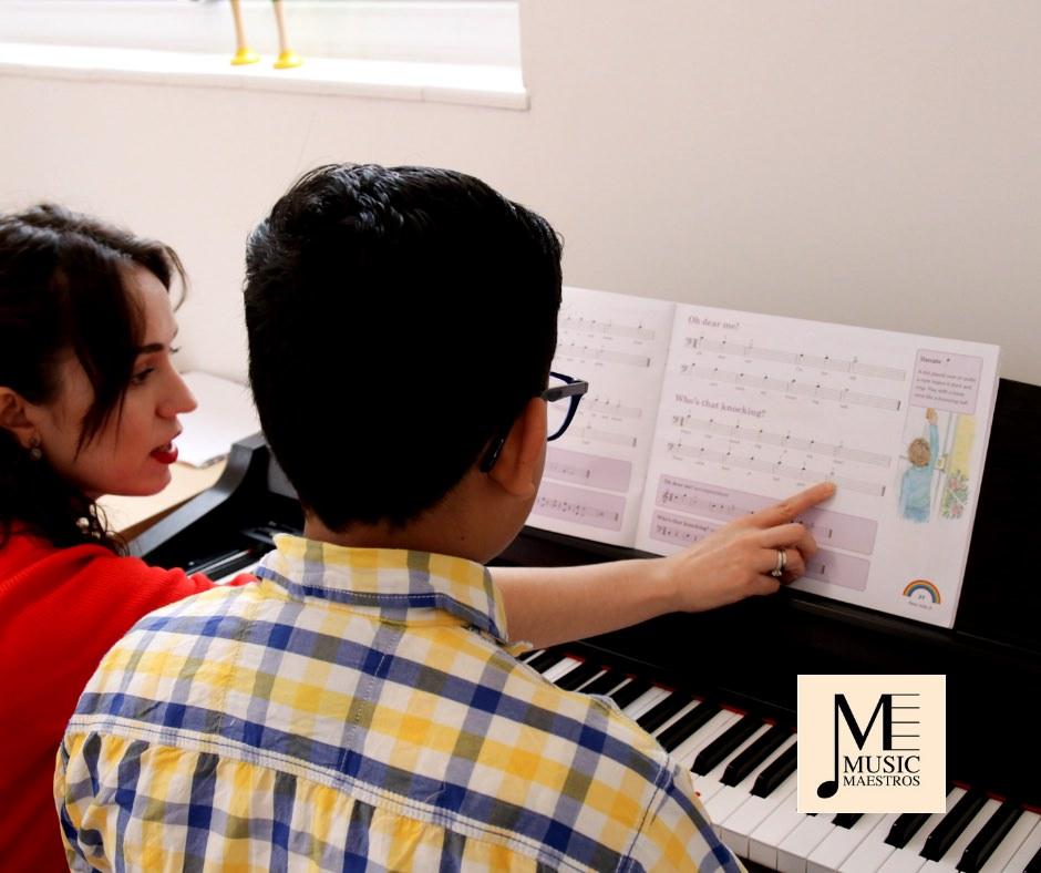 Piano Classes Southampton