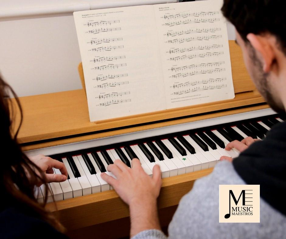 Piano Teachers Eastleigh