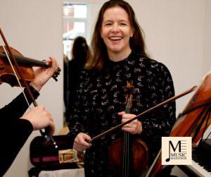 Sarah Sanders Violin Teacher