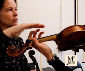 Sarah Sanders Violin Tuition