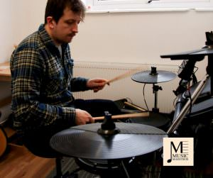 Toby Janes Drum Teacher