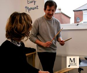 Toby Janes Drum Teacher