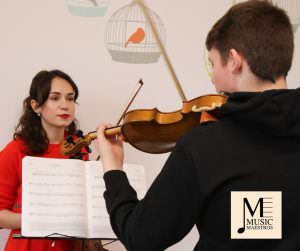 Violin Lessons at Music Maestros