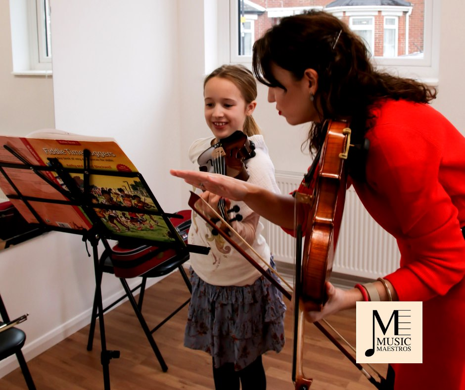 Violin Lessons Hampshire