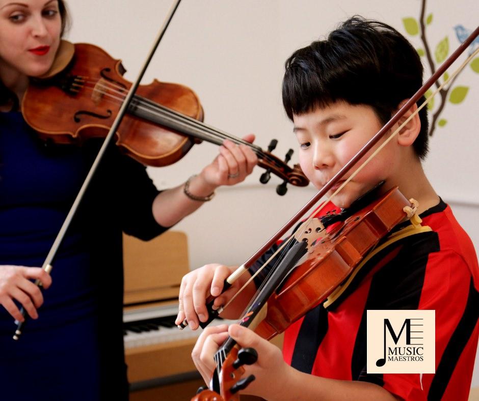 Violin Teachers