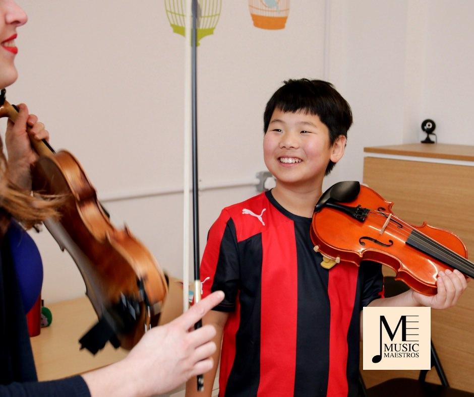 Violin Tuition in Southampton