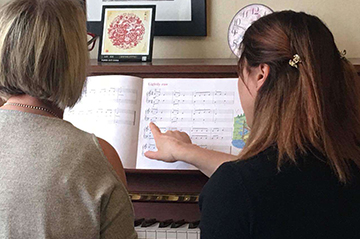 online music theory lessons