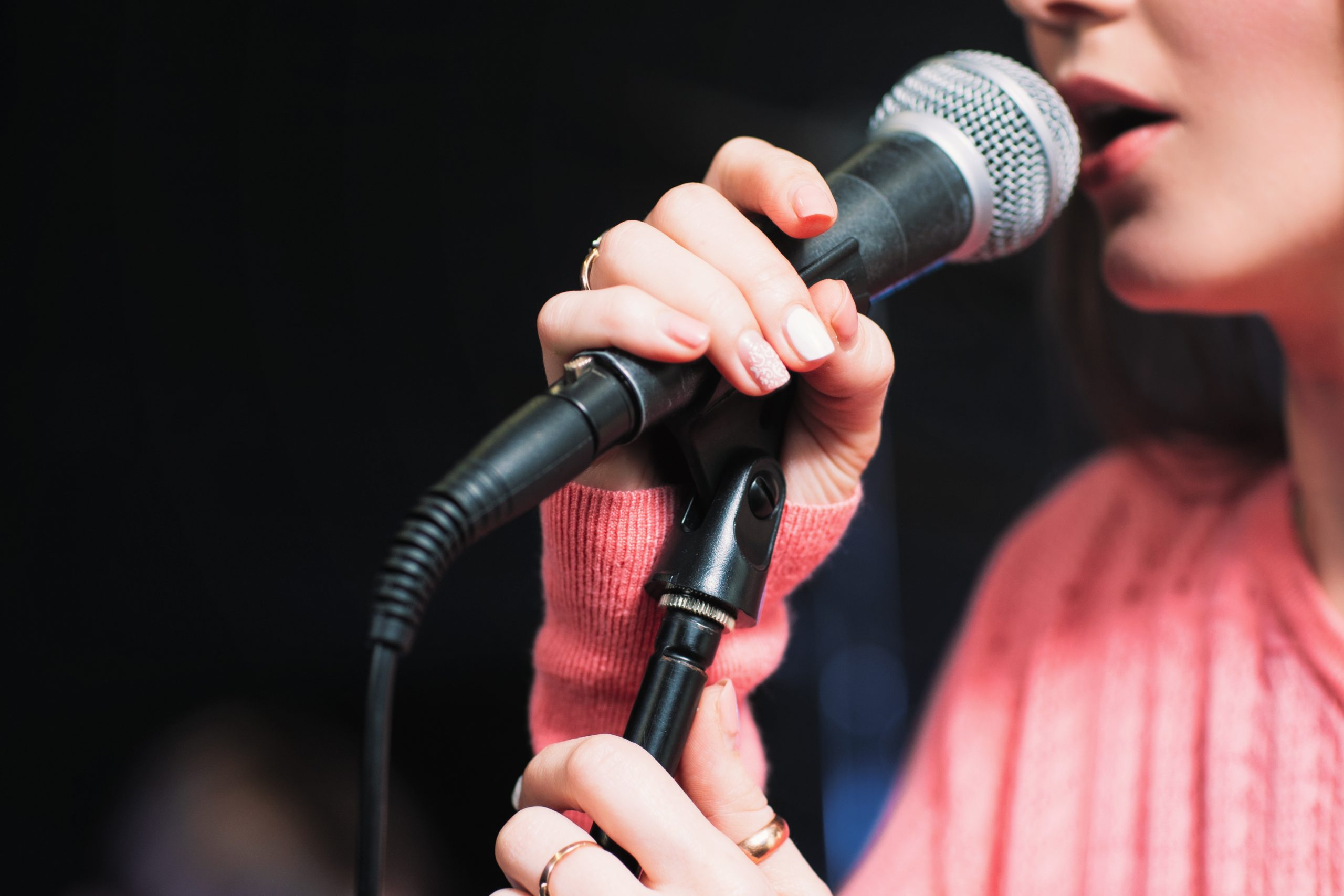 online music lessons singing